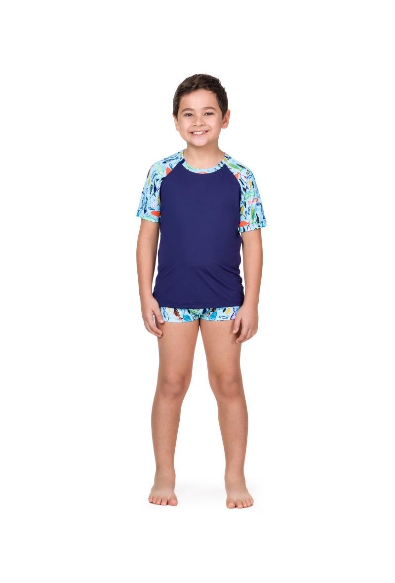 Blusa Infantil UV 50+ Ref: 494